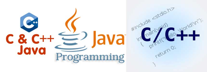 Programing Language With C,C++,Java