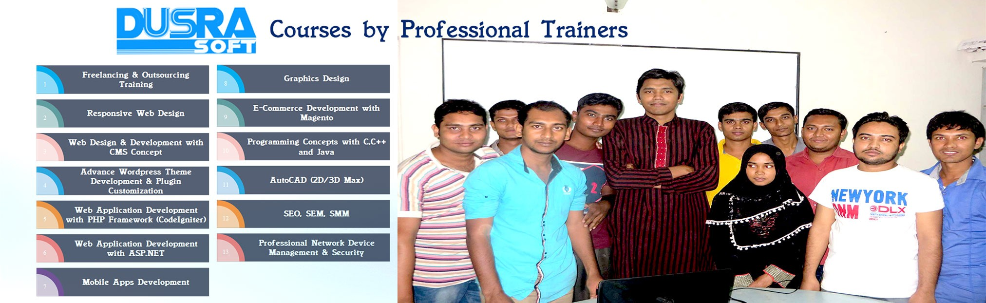 DUSRA Soft Computer Training