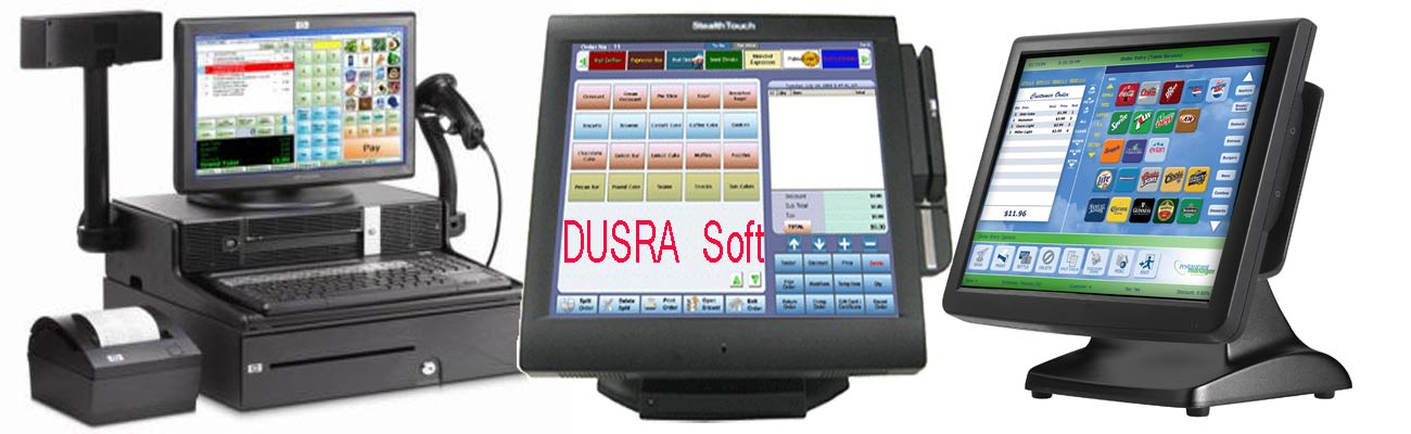 POS Software Development for Super Shop